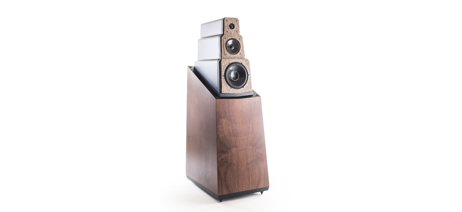 Vandersteen Model 5A Carbon Walnut