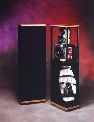 Floorstanding Loudspeakers Vandersteen Audio