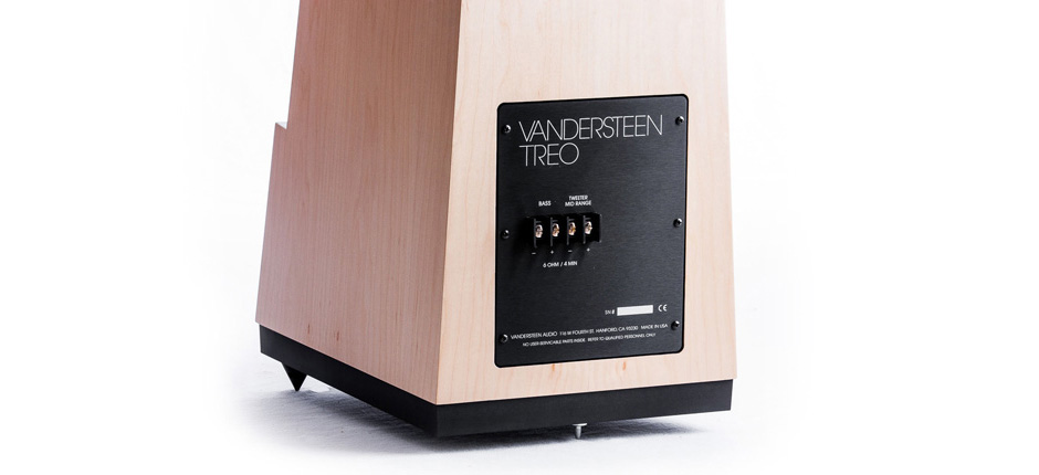 Vandersteen Treo Maple