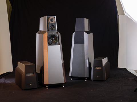 Model Seven Mk II & M7-HPA Stereophile Editor's Choice Winners!